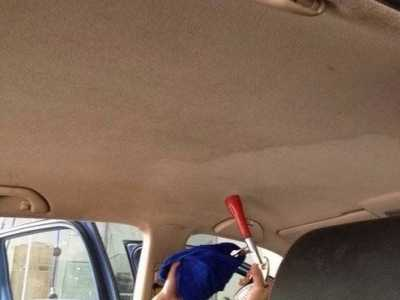 汽车泡沫清洁剂 泡沫清洗剂喷这种座椅