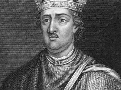 腓力二世狮心王 欧洲霸主亨利二世幼子