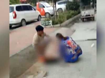 安徽萧县最近新闻 安徽萧县一女子因情被男子当街刀捅身亡