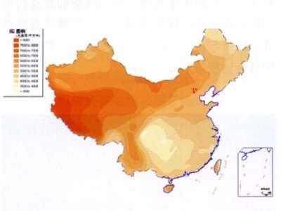 青藏高原的气候类型 青藏高原的气候特征