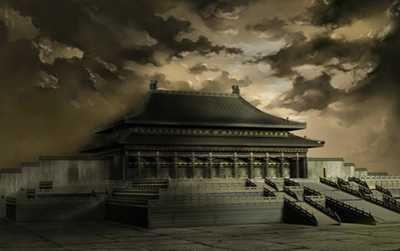 中国故宫灵异事件 1992年北京故宫灵异事件