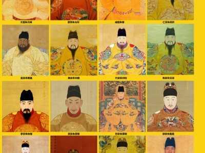 清朝皇帝敬佩明朝 明朝皇帝确实比清朝皇帝强多了