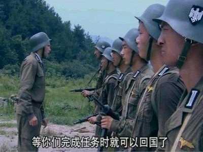 解放战争的冲锋枪 甚至海湾战争还在用