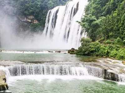 世界五大瀑布 国内最美的五大瀑布