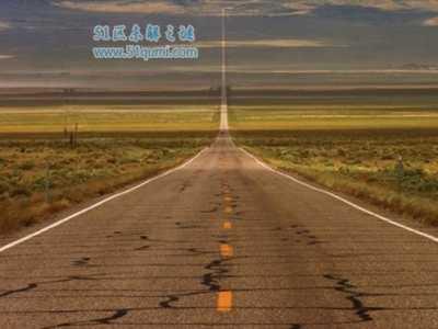 美国的死亡公路 神秘力量究竟是什么