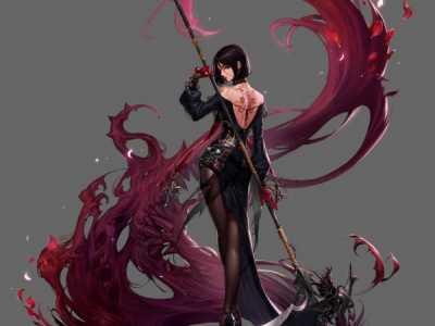 dnf女复仇者 两个变身系诱魔人与复仇者