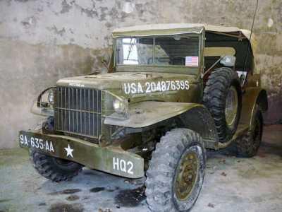 美国二战最好的卡车 二战时期主要军用卡车