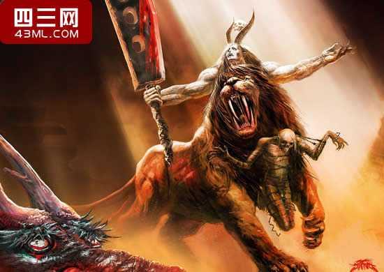 披露这些神秘怪兽的真实图片 古书记载真实怪物