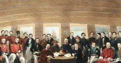 望厦条约 特朗普要逼迫中国签下的条约