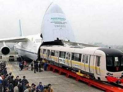世界最大飞机排名2015 世界十大运输机排行