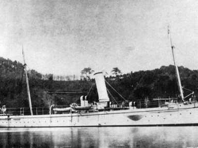 甲午战争军舰叫什么 甲午战争中的日本军舰