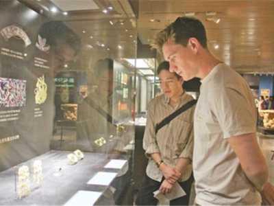 清华大学博物馆 阿富汗国家宝藏展亮相清华大学艺术博物馆