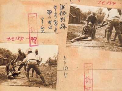 徐州会战中方死多少人 日军在徐州会战中将被俘的中国军人刺死