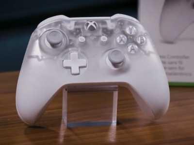 转世奇缘土豆全集 Xbox幻影白手柄官方开箱上手