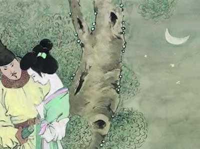 世界上最著名的情诗 中国历史上最著名的十首爱情诗