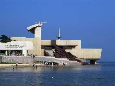 甲午战争博物馆游记 中国甲午战争博物院