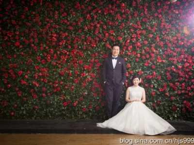 结婚纪念照 拍摄结婚20周年纪念婚纱照