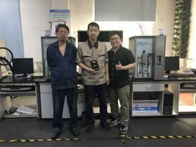 钢铁元素分析仪器 德国Eltra元素分析仪助力邢台钢铁技术中心