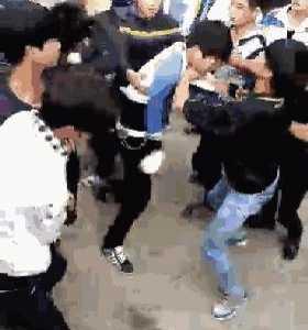 江西哪个市打架最厉害 江西赣州某中学发生群殴事件