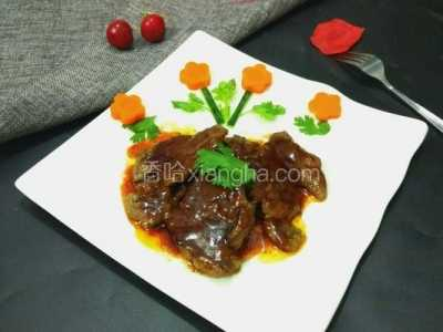 配红酒的菜 干煎牛排配红酒汁的做法
