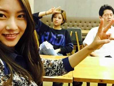 孔胜妍 原来亲妹妹是即将出道的TWICE成员之一