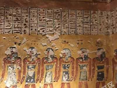 古埃及为什么灭亡了 文明无力保护自己的悲哀
