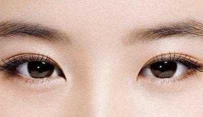 女孩子眼睛大好吗 这四种眼型的女生大都是长得很漂亮