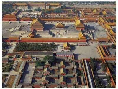 十大屠城 中国最大的宫殿是什么