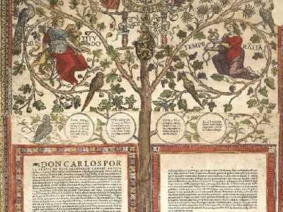 宗室树家谱网 丰富多彩的欧美家谱树