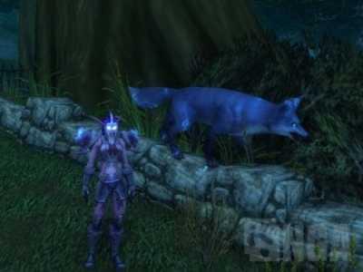 wow暮色森林在哪里 魔兽世界7.1.5新增灵魂兽闪电之爪