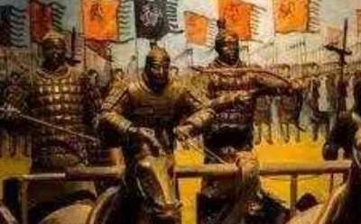 秦国是现在的什么地方 当时的战国七雄分别都是今天的哪些地方