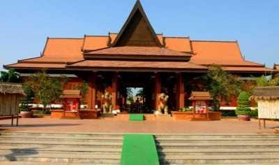 柬埔寨的风俗 柬埔寨民俗文化村门票