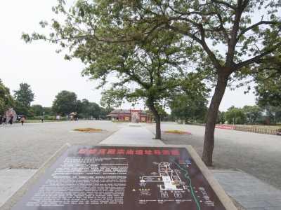 安阳殷墟博物馆 感受商代辉煌历史