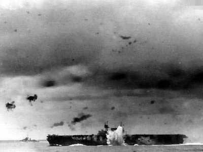 太平洋战场中瓜岛战役 瓜岛战役日军有多惨