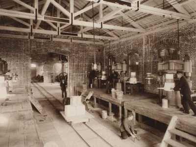 甲午战争后 甲午战争之后设立的日本兵工厂