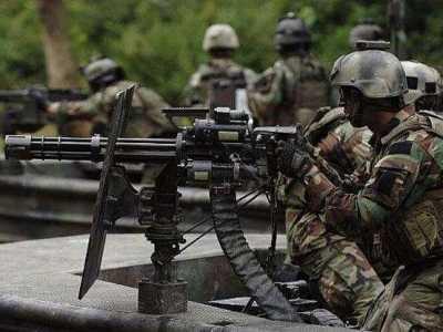 世界上最强的特种部队 全球实力最强的三支特种部队