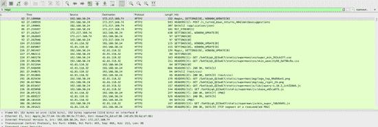 http2解密 在wireshark中查看https http2包内容的配置方法 wireshark