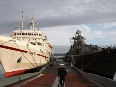 沃尔霍夫 这艘军舰见证沙俄、苏联、俄罗斯兴衰