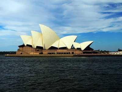 世界各大城市地标建筑 第一名有澳大利亚的地标建筑