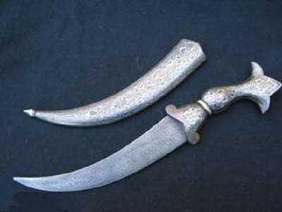 萨拉丁是库尔德人 萨拉丁和大马士革刀的传说