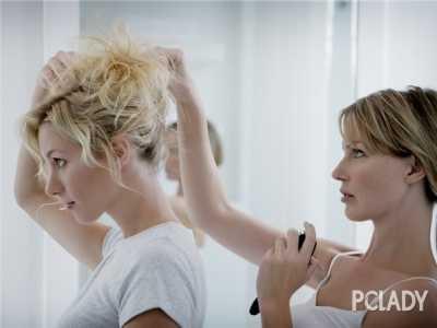汉代女子美容方 示范汉代发型如何扎