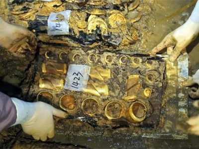 考古中国海昏候 《探索发现》《考古中国》