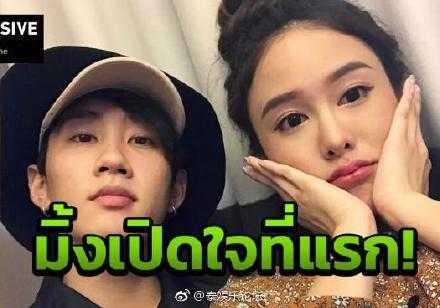 泰星Captain前女友怀孕孩子到底是谁的 泰国演员captain绯闻