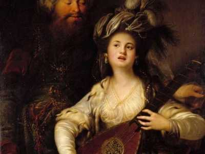 奥斯曼苏丹 她本是乌克兰女奴