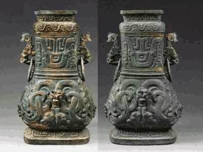 周王朝的墓 农民挖出周朝古墓27件文物