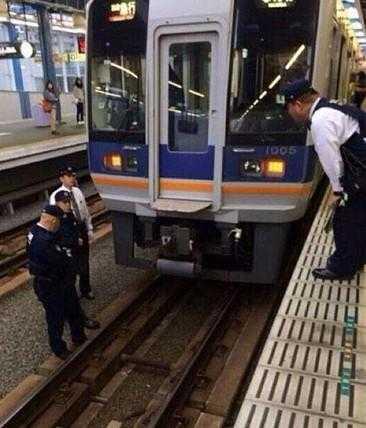常有灵异鬼事件发生 恐怖地铁站电影剧图
