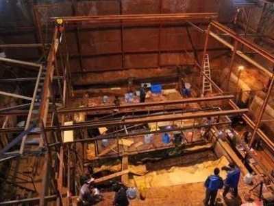 考古发现了清朝的一个秘密 乾隆考古
