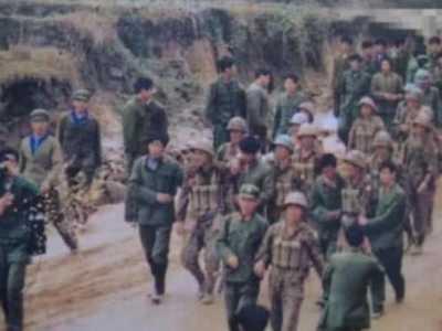 一位越南老兵的回忆 老兵回忆中越战争