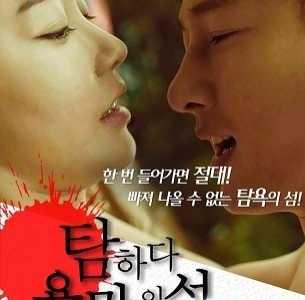 韩国r级电影《欲望的岛屿》 金花媛的影视作品