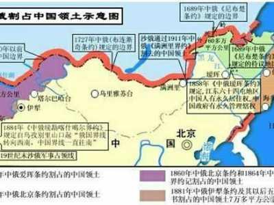 中国被苏联控制 苏联解体后中国为啥不趁机收回被侵占的土地呢